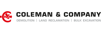 Coleman & Company - Demolition, Land Reclamation and Bulk Excavation